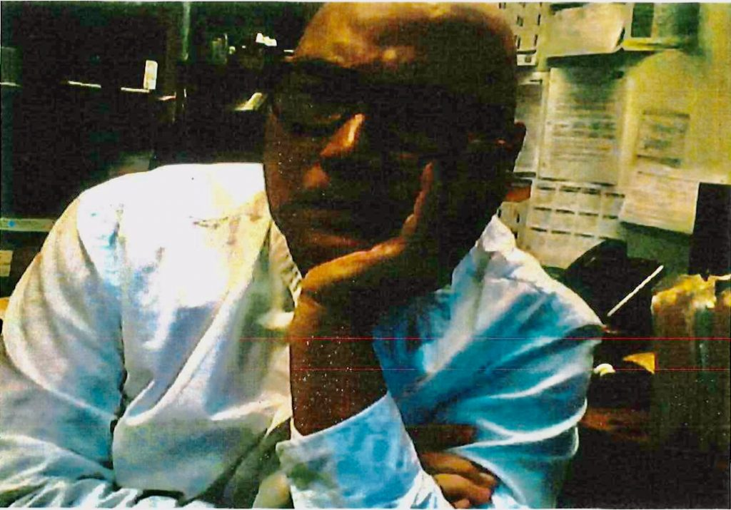 Alexander Yuk Ching Ma in January 2019 meeting with an undercover FBI agent