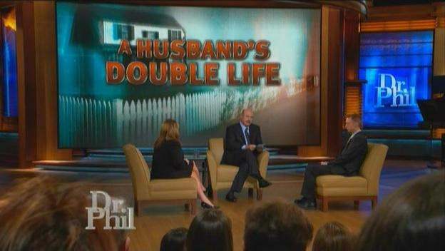 "Dr. Phil ""A Husband's Double Life"" (26 Nov. 2008 ...  Dr Phil Show Set"